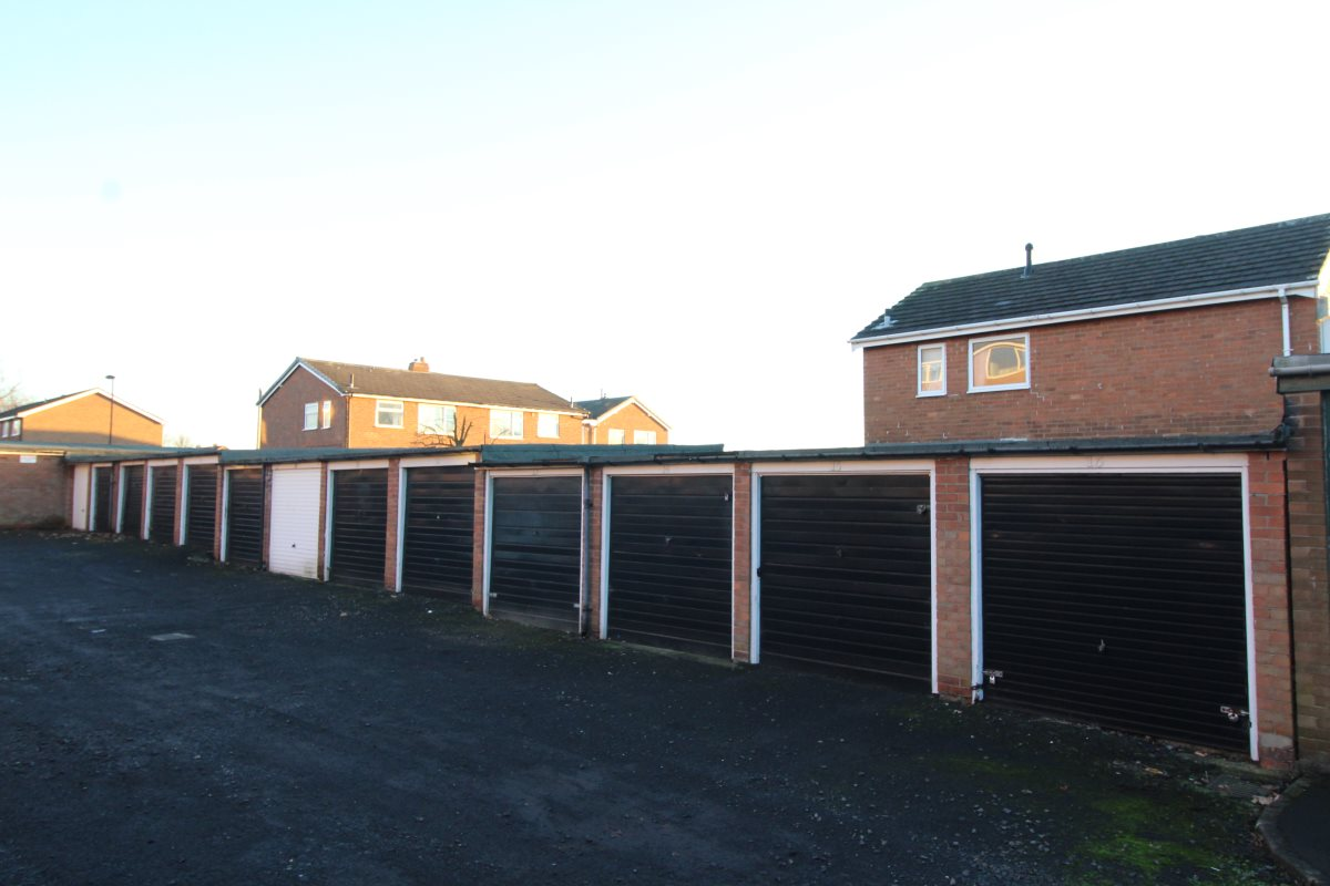 9 Garages in South West Denton, West Denton